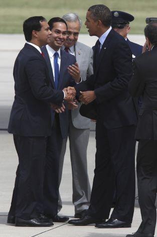 También el mismísimo presidente Barack Obama forma parte de su lista de...