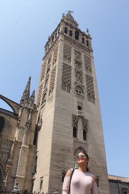 Estas son las fotos más bellas de Clarissa Molina en Sevilla IMG_4371.JPG