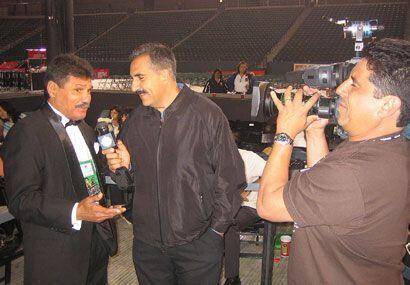 Esta es la última vez que Alexis Argüello estuvo en la República Deportiva.