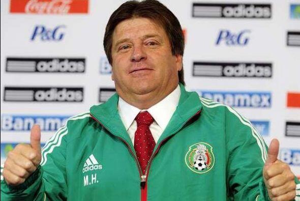El entrenador de la Selección Mexicana imprimió su sello al equipo y el...