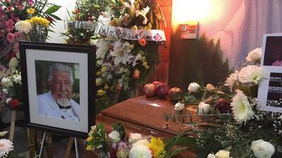 """Puerto Vallarta da su último adiós al """"profesor Jirafales"""""""
