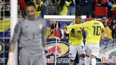 Colombia presentó a su nueva joya: 'Cucho' Hernández
