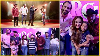 EN FOTOS: El Free-guey show se fue de colado al Circo Hermanos Vázquez
