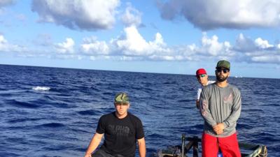 En fotos: El lanzador de los Marlins José Fernández, su vida y muerte en el mar