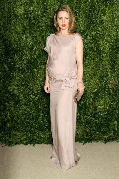 La actriz australiana Melissa George, conocida por su rol en la serie de...