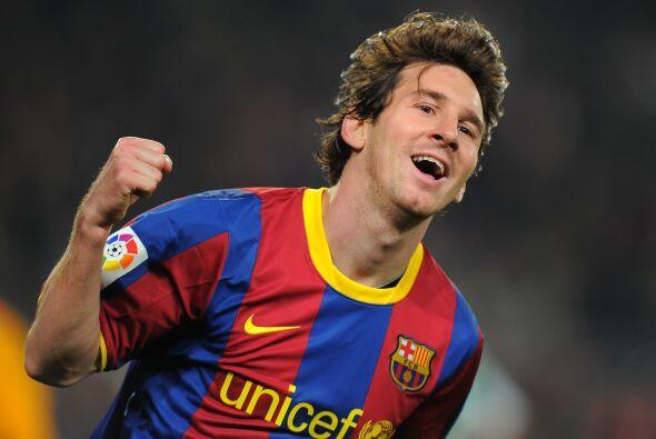 Y sí, la figura del encuentro fue Messi.