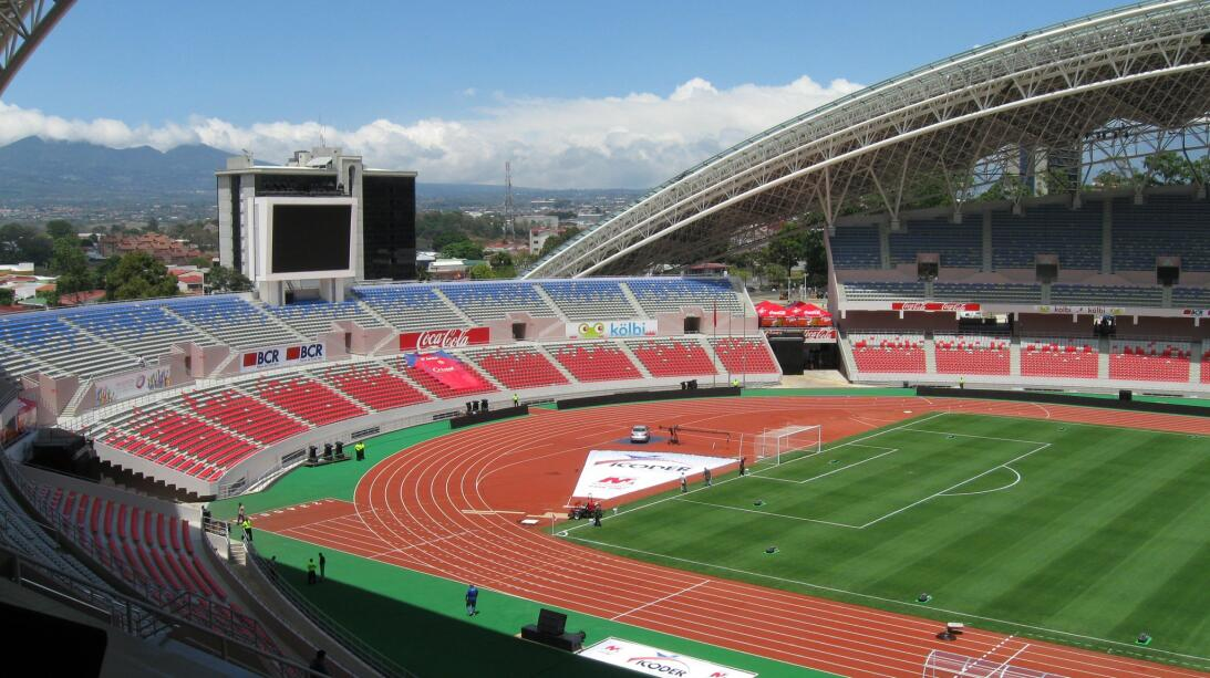 China apoyó con 110 millones de dólares la construcción del Estadio Naci...