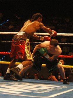 En otra velada de boxeo de 'Warriors Boxing', Danny O'Connor se enfrentó...