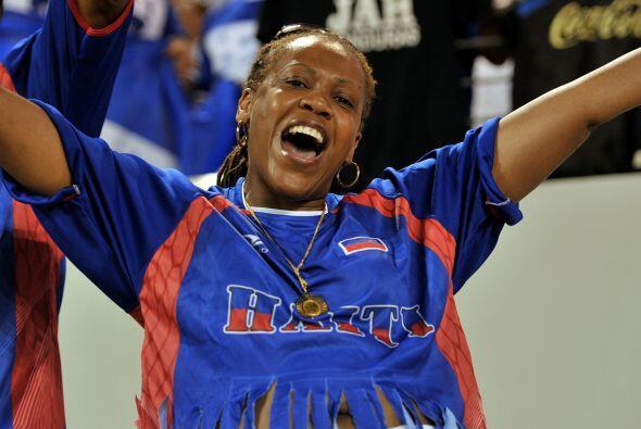 Haití se sobrepuso a sus problemas para llegar a la Copa Oro y jugarla c...