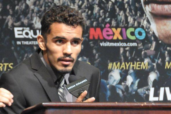 Vázquez mostró respeto por su rival pero no tiene dudas de...