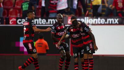 En fotos: Xolos rescató un empate en la adversidad frente a León