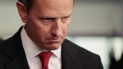 Timothy Geithner (foto) y Ben Bernanke confiesan que los estadounidenses...