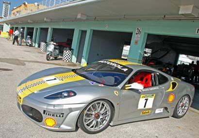 El Miami-Homestead Speedway ofrece instalaciones de primer nivel para la...