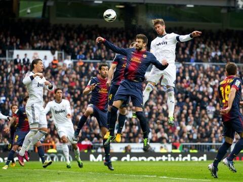 El Real Madrid y el Barcelona jugará otro clásico m&aacute...
