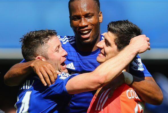 Los Blues derrotaron por la mínima al Crystal Palace para coronar...