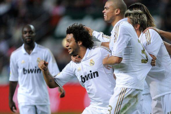 Real Madrid respondió ante una de sus potenciales 'bestias negras', el S...