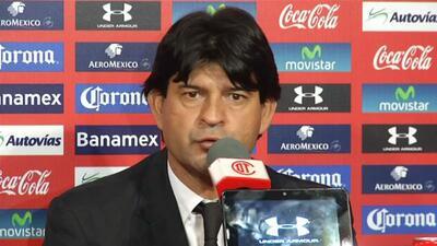 José Cardozo externó molestia contra la Femexfut