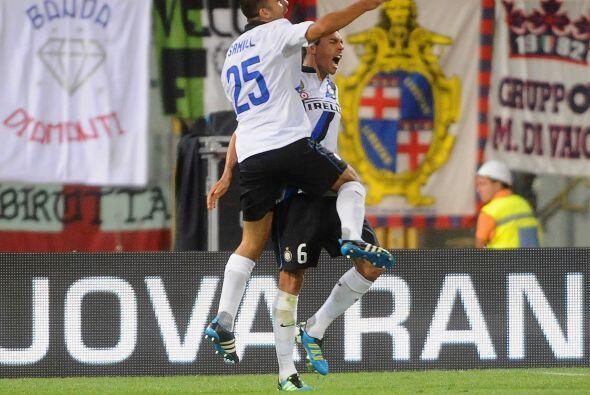 Y convirtió el tanto definitivo para el 3-1 en favor de su club.