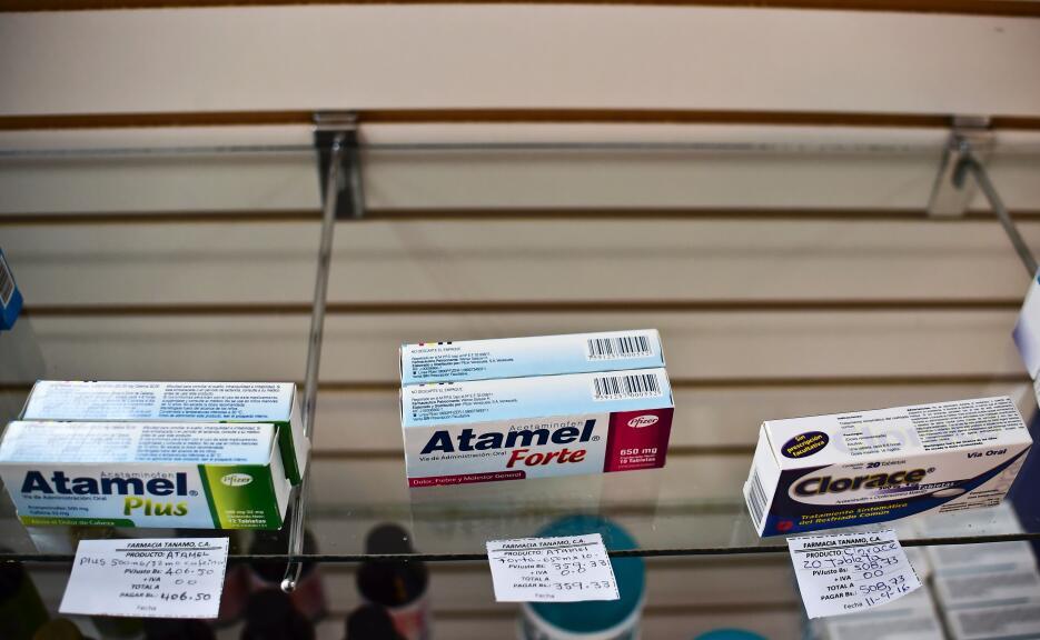 La Federación Farmacéutica de Venezuela asegura que la escasez de medici...