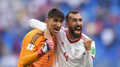 Irán rompe racha de siete partidos y dos Mundiales sin victoria