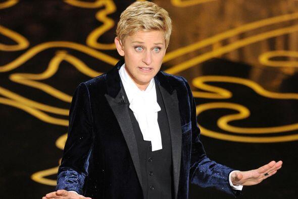 La comediante Ellen DeGeneres nació el 26 de enero de 1958.