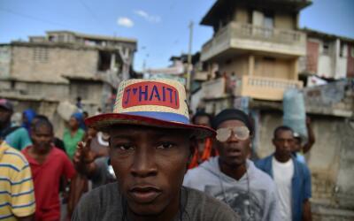 Haití es el país del hemisferio al que Estados Unidos dest...