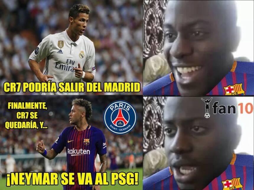 En memes: Neymar se inclina por los millones del PSG 20525723_1522674081...