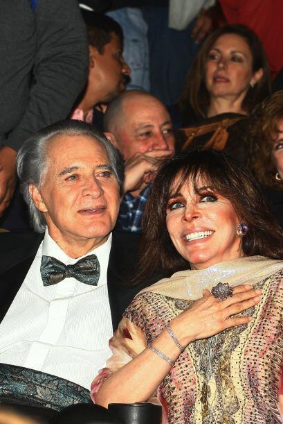 """Ambos protagonizaron la telenovela """"Los Ricos También Lloran""""."""