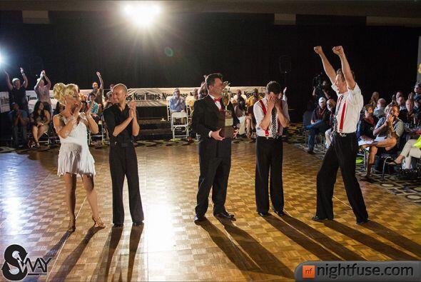 """El evento reunió a los mejores """"bartenders"""" y celebridades locales en un..."""