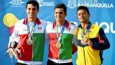 ¡Imparable! México se le escapó a Colombia en el medallero de Juegos Centroamericanos