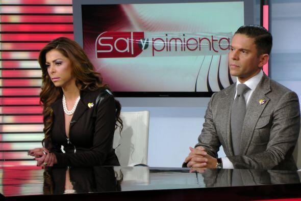 En Sal y Pimienta se vivió un momento muy duro al recordar el primer ani...