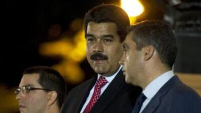 El presidente de Venezuela,Nicolás Maduro.