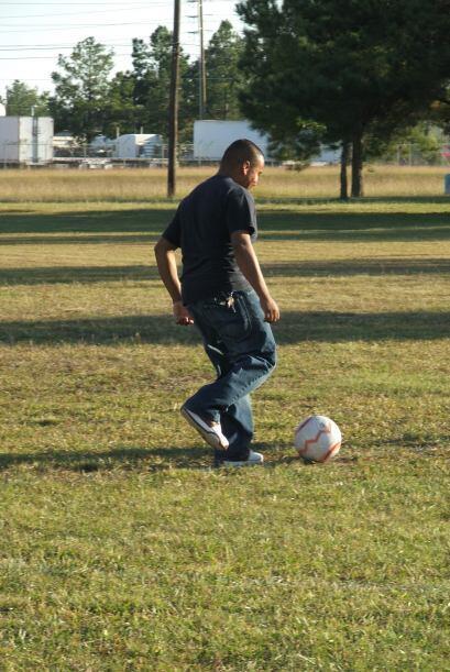 Esta actividad incluyó juegos para los asistentes, además de diversión p...