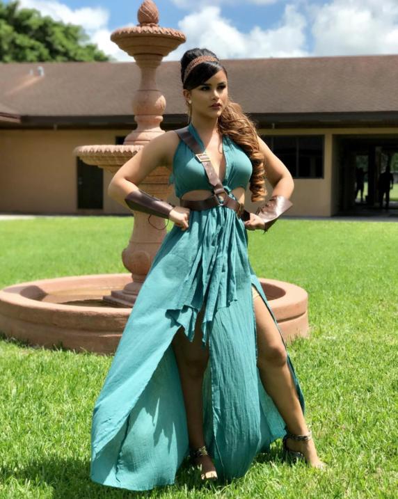 Clarissa Molina ruega por el mundo el día de su cumpleaños screen-shot-2...