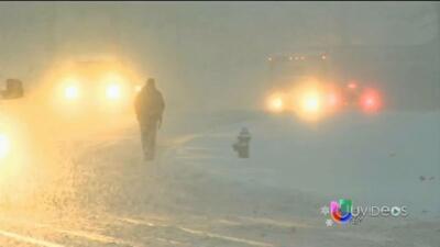 Se intensifica tormenta invernal en EEUU
