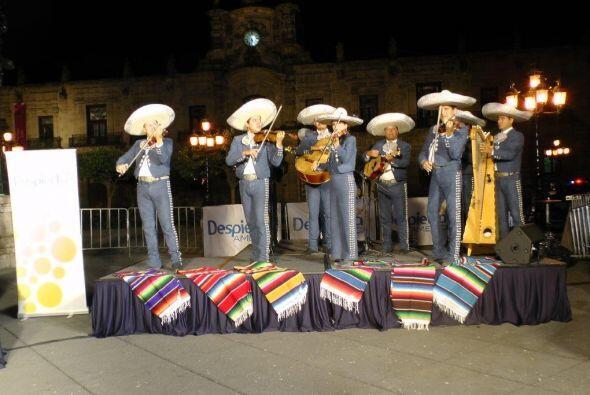 Y algo que no podía faltar en esta gran tradición mexicana son los maria...