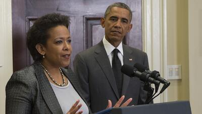 Barack Obama nomina a Loretta Lynch como Fiscal General
