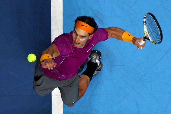Rafael Nadal: el español de 24 años se consolidó nuevamente como el núme...