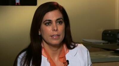 La nutricionista registrada Claudia González se graduó de la Universidad...