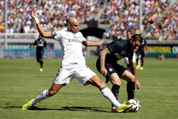 Otro duelo de la zona baja es el que tendrán Pepe y Coke. El portugués s...