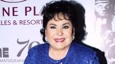 Carmen Salinas podría tener sobre su vida, aunque ella se niega