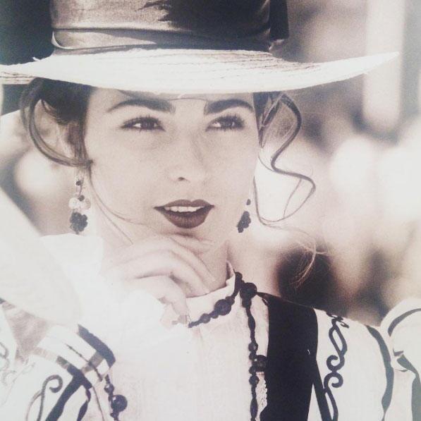 Eugenia Cauduro nos cautivó con su ternura, mira su ayer y hoy