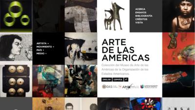 El Museo de Arte de las Américas lanza un catálogo online con las obras más relevantes de su colección