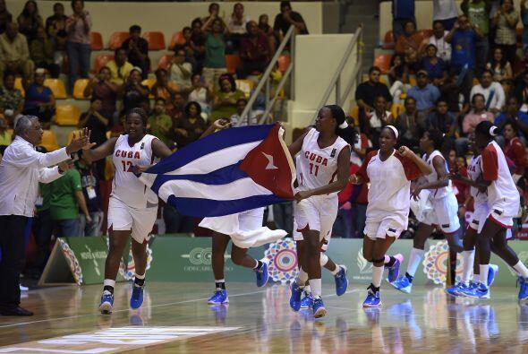 Pero al final el gigante deportivo de la región, Cuba, se llevó los máxi...