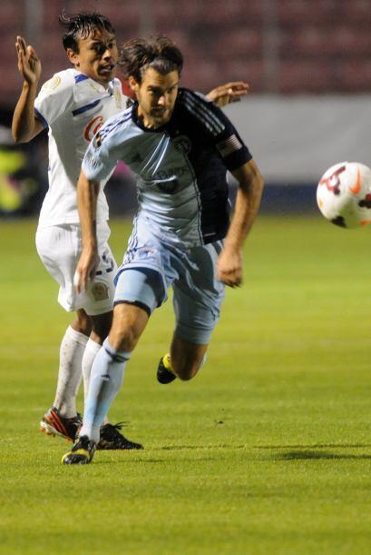 Kansas City ganó su segundo partido en la CONCACAF, se alej&oacut...