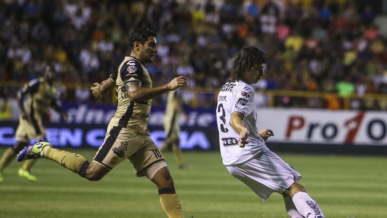 Monterrey golea a Sinaloa.