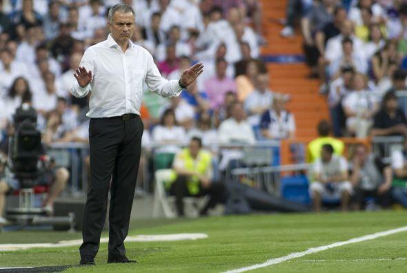 Sin embargo, José Mourinho no dejaba de pedir máximo orden a sus jugadores.