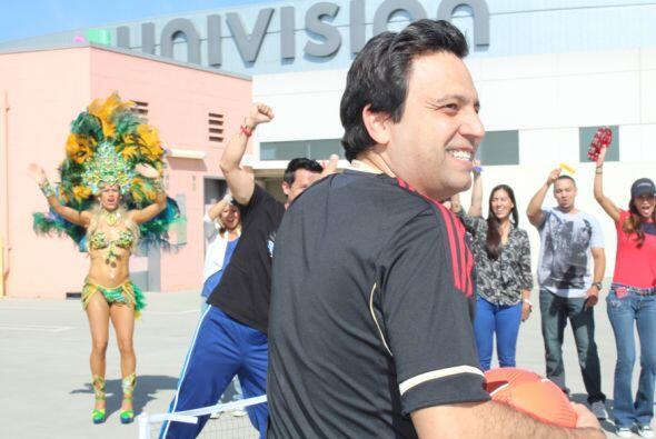 Adrian Chavez y Paco Palencia contra Omar e Ysaac