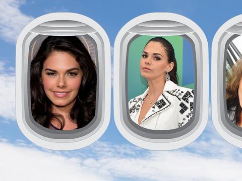 La actriz y modelo cubana siempre nos sorprende con sus atrevidos y sexy...