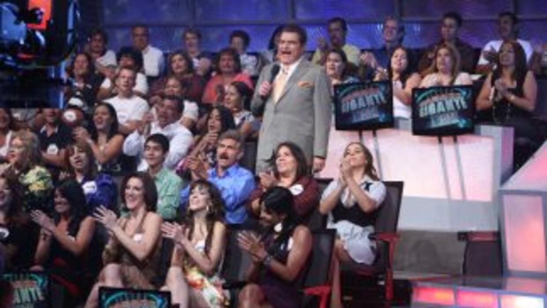 Para Don Francisco y su equipo es un placer tenerlo en la audiencia.